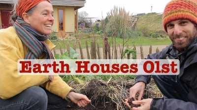 Earth Houses Olst